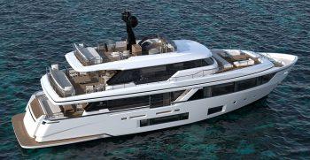 Custom Line Navetta 30 Project Cruising