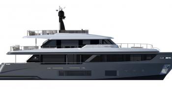 Custom Line Navetta 30 Project Layout