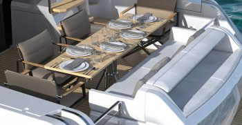 Ferretti Yachts 500 Exteriors