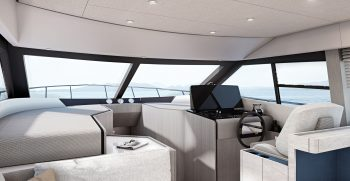 Ferretti Yachts 500 Main Deck