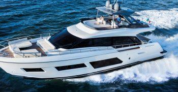 Ferretti Yachts 670 Cruising