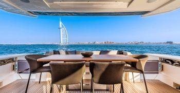 Ferretti Yachts 780 Ponte Principale