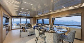 Ferretti Yachts 920 Main Deck