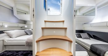 Itama 62 Lower Deck