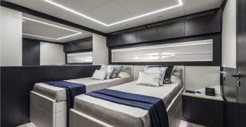 Pershing 108 Lower Deck